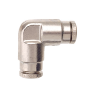 "QF11 1/4"" TUBE UNION ELBOW"