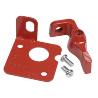 Lock-out Lever Kit (Red) suits 61070, 61074, 61075 and 61080 battery master switches