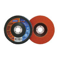 TYPE 29 100x16mm C80 BLAZE FLAP DISCS - R980 (ORANGE)