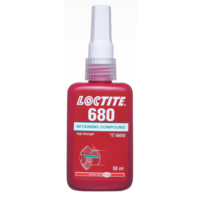 LOCTITE 680 50ML RETAINING COMPOUND HIGH STRENGTH (45588)