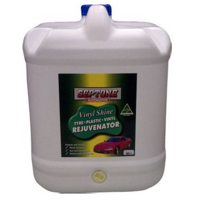 SEPTONE VINYL SHINE TYRE PLASTIC VINYL REJUVENATOR 20L (End of Line)