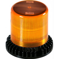 BRITAX BEACON LED AMBER 10-30V 6X5W LEDS