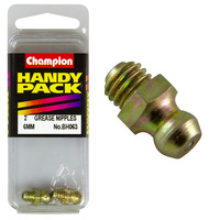 Handy Pk Grease Nipples 6mm Straight CN