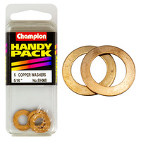 Handy Pk Copper Washers 20g 5/16x5/8 CWC