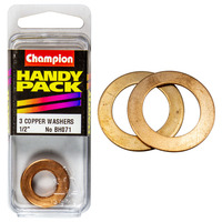 Handy Pk Copper Washers 20g 1/2x7/8 CWC