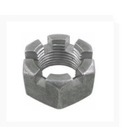 "1"" AXLE NUT (NUT ONLY)"