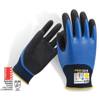 Force360 CoolFlex AGT WET Repel Nitrile Glove Extra Large