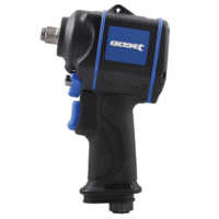 KINCROME Stubby Air Impact Wrench Composite 1/2 Drive