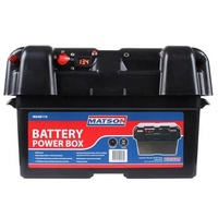 MATSON BATTERY POWER BOX 420mm(L)x250mm(W)x270mm(H)