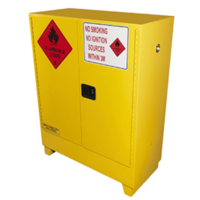 160L FLAMMABLE SAFETY CABINET