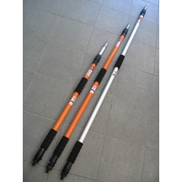BRUSHWARE TELESCOPIC POLE 3.2M