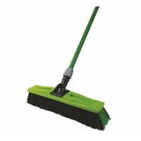 SABCO 450MM ALL PURPOSE  BROOM WITH HANDLE