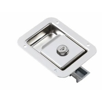 SLAM LATCH, 92 x 121MM, STAINLESS STEEL