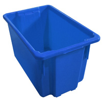 Stack & Nest Tub (BLU) 68 ltr capacity
