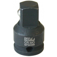 ADAPTOR IMPACT SOCKET 3/8F X 1/2M SP TOOLS