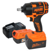 "18V 1/2"" CORDLESS IMPACT WRENCH KIT"