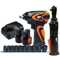 CORDLESS 12V COMBO KIT- 3/8 IMPACT WRENCH