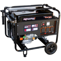 GENERATOR 8.1KVA SINE WAVE SP POWER EQUIPMENT