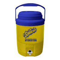 SQWINCHER 7.5L Cooler Yellow