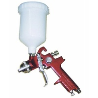 SPRAY GUN GRAVITY FED 2MM