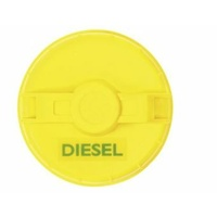 FUEL CAP DIESEL (NON LOCKING) 68x54x45