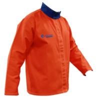PROMAX FR Hi-Viz Orange LARGE Welders Jacket